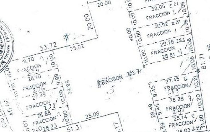 Foto de terreno habitacional en venta en, las margaritas de cholul, mérida, yucatán, 1294661 no 01