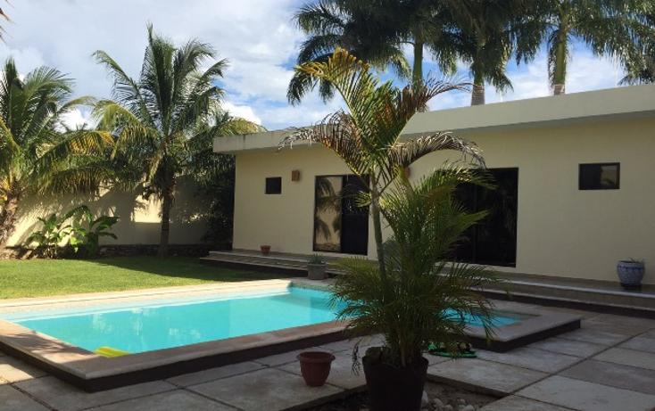 Foto de casa en venta en  , las margaritas de cholul, m?rida, yucat?n, 1356323 No. 01