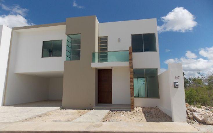 Foto de casa en venta en, las margaritas de cholul, mérida, yucatán, 1446005 no 01