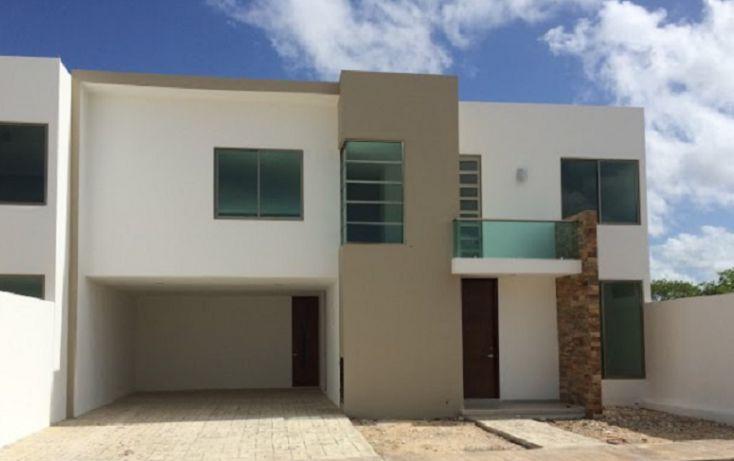 Foto de casa en venta en, las margaritas de cholul, mérida, yucatán, 1451331 no 01