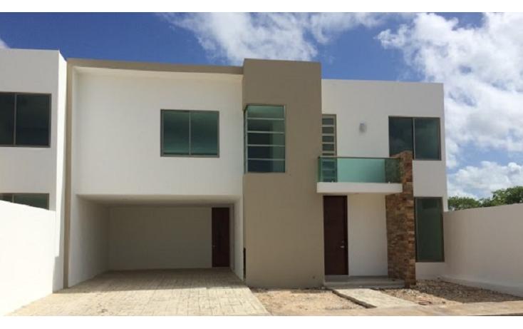 Foto de casa en venta en  , las margaritas de cholul, m?rida, yucat?n, 1451331 No. 01