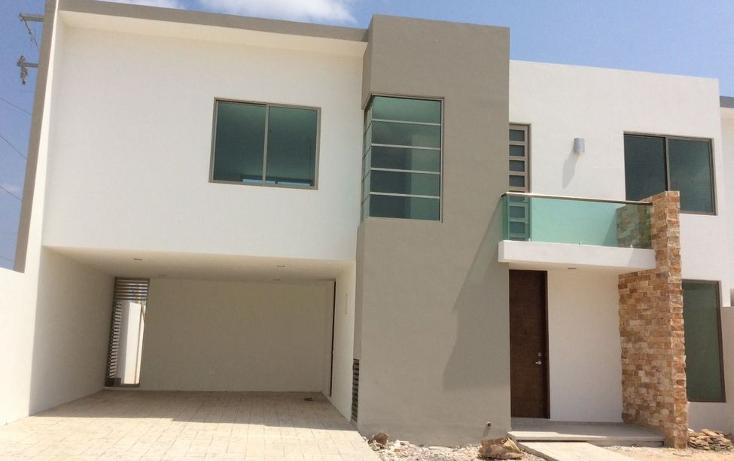Foto de casa en venta en  , las margaritas de cholul, mérida, yucatán, 1477073 No. 01