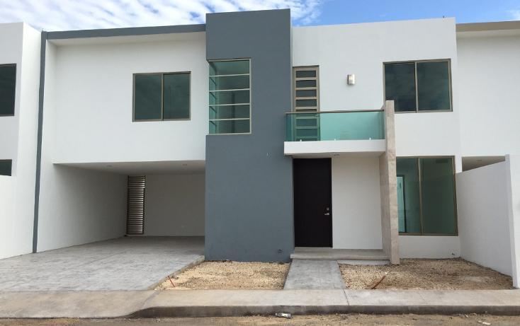 Foto de casa en venta en  , las margaritas de cholul, mérida, yucatán, 1550286 No. 01