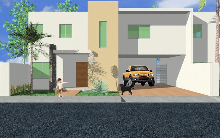 Foto de casa en venta en  , las margaritas de cholul, mérida, yucatán, 1550286 No. 02