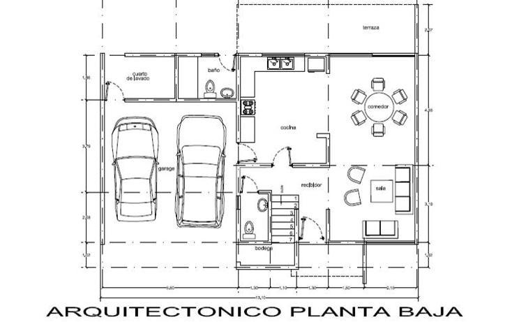 Foto de casa en venta en  , las margaritas de cholul, mérida, yucatán, 1550286 No. 03