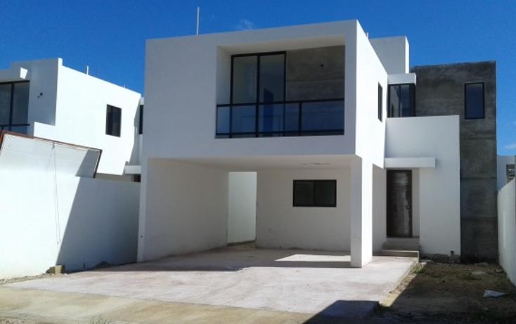 Foto de casa en venta en  , las margaritas de cholul, mérida, yucatán, 1563724 No. 01