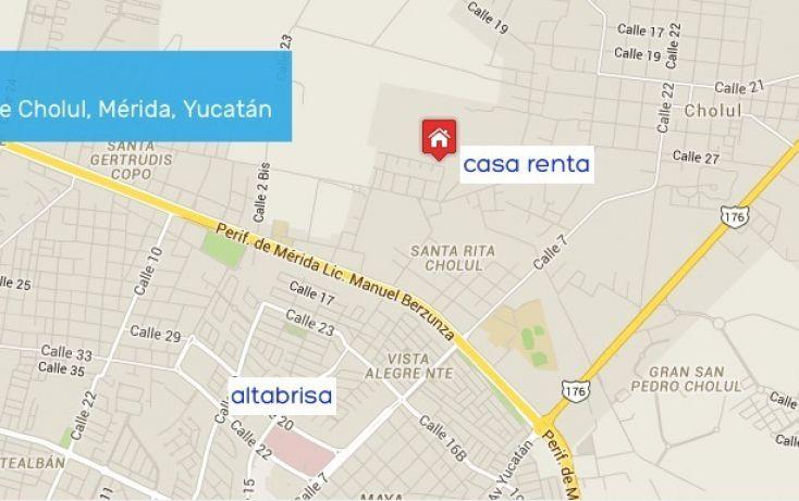 Foto de casa en renta en, las margaritas de cholul, mérida, yucatán, 1600071 no 07