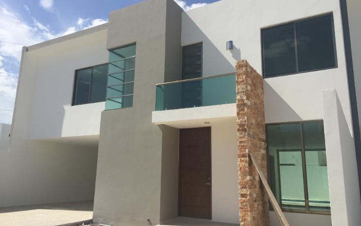 Foto de casa en venta en  , las margaritas de cholul, mérida, yucatán, 1691750 No. 01