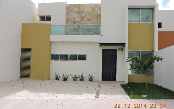 Foto de casa en venta en  , las margaritas de cholul, mérida, yucatán, 1692300 No. 02