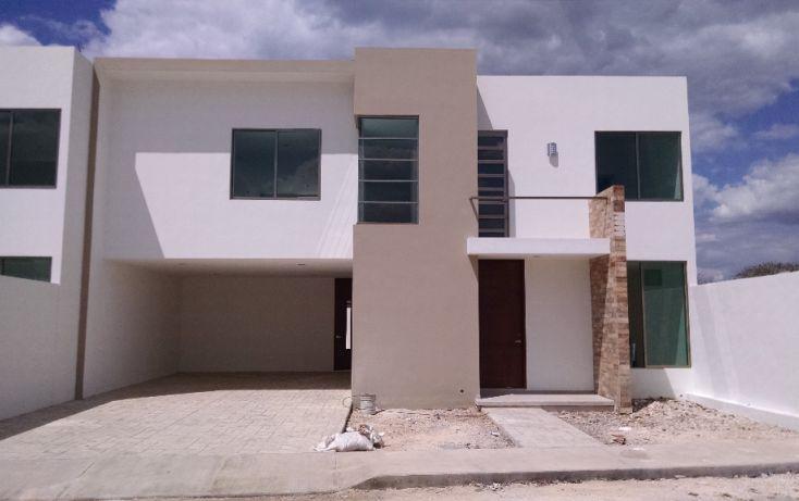Foto de casa en venta en, las margaritas de cholul, mérida, yucatán, 1723494 no 01