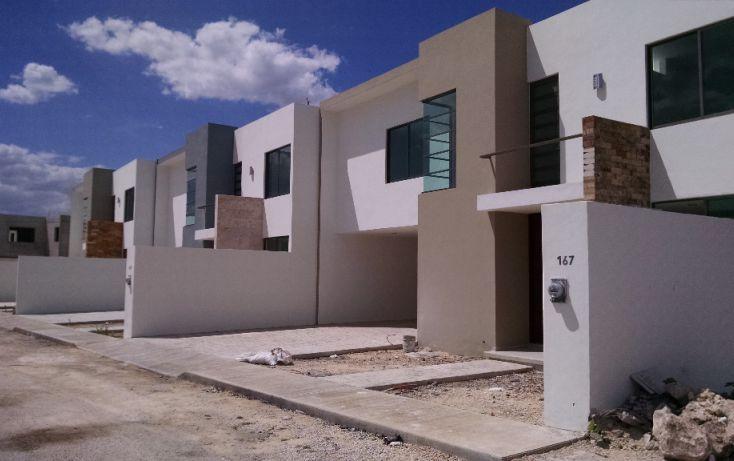Foto de casa en venta en, las margaritas de cholul, mérida, yucatán, 1723494 no 02