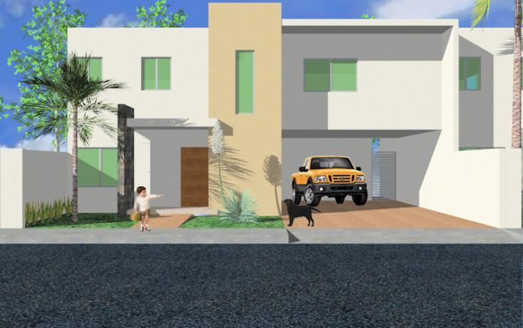 Foto de casa en venta en, las margaritas de cholul, mérida, yucatán, 1732238 no 02