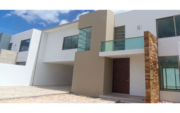 Foto de casa en venta en  , las margaritas de cholul, m?rida, yucat?n, 1972720 No. 01