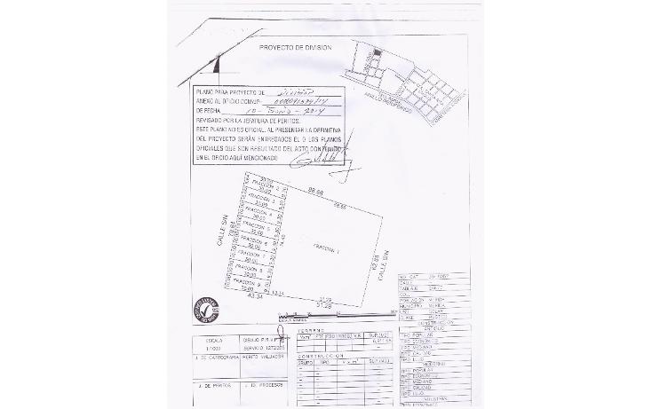 Foto de terreno habitacional en venta en  , las margaritas de cholul, mérida, yucatán, 2003136 No. 01