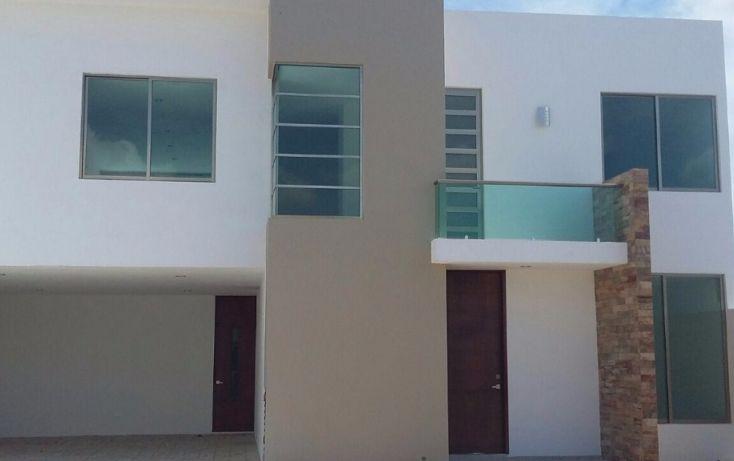 Foto de casa en venta en, las margaritas de cholul, mérida, yucatán, 2003850 no 01