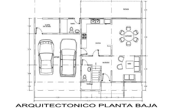Foto de casa en venta en  , las margaritas de cholul, mérida, yucatán, 2003850 No. 11