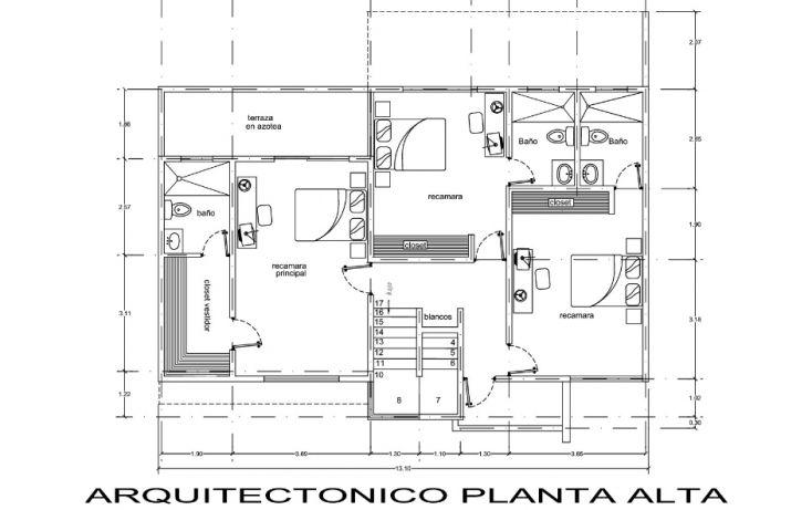 Foto de casa en venta en, las margaritas de cholul, mérida, yucatán, 2003850 no 12