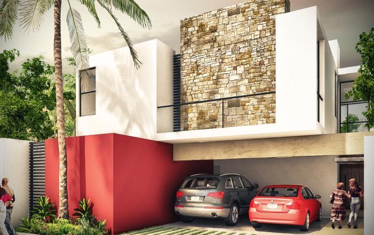 Foto de casa en venta en  , las margaritas de cholul, mérida, yucatán, 2627493 No. 01