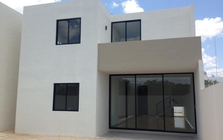 Foto de casa en venta en  , las margaritas de cholul, mérida, yucatán, 2641725 No. 01
