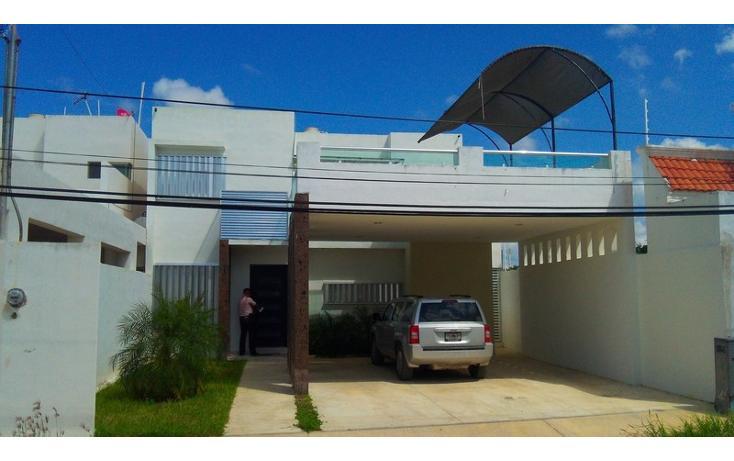 Foto de casa en venta en  , las margaritas de cholul, mérida, yucatán, 896319 No. 01