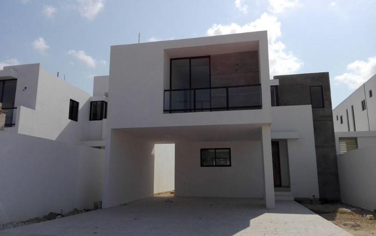 Foto de casa en venta en  , las margaritas de cholul, m?rida, yucat?n, 940921 No. 01