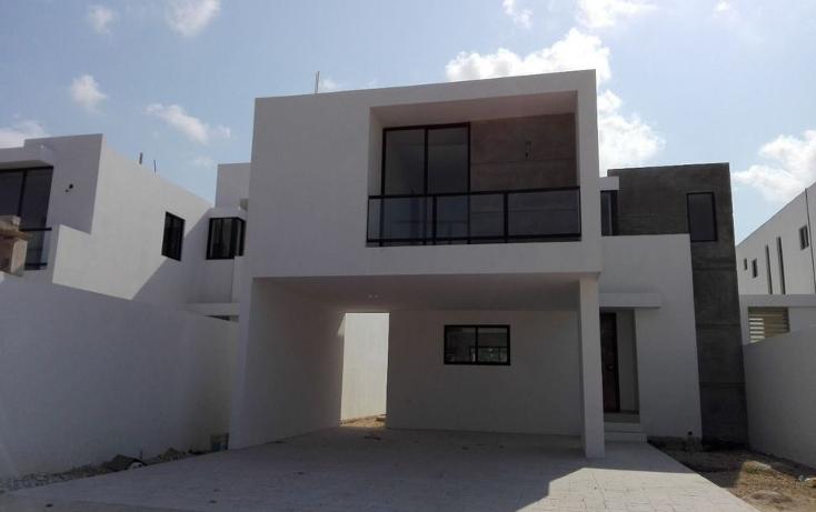 Foto de casa en venta en  , las margaritas de cholul, m?rida, yucat?n, 940921 No. 02