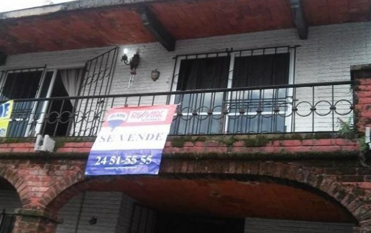 Foto de casa en venta en  , las margaritas, tlalnepantla de baz, m?xico, 1748878 No. 01