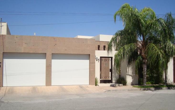 Foto de casa en venta en  , las margaritas, torreón, coahuila de zaragoza, 804771 No. 01