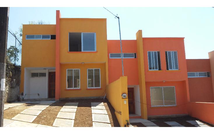 Foto de casa en renta en  , las margaritas, xalapa, veracruz de ignacio de la llave, 1288457 No. 01