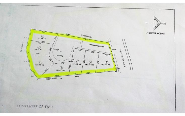 Foto de terreno habitacional en venta en  , las margaritas, xalapa, veracruz de ignacio de la llave, 1525153 No. 13