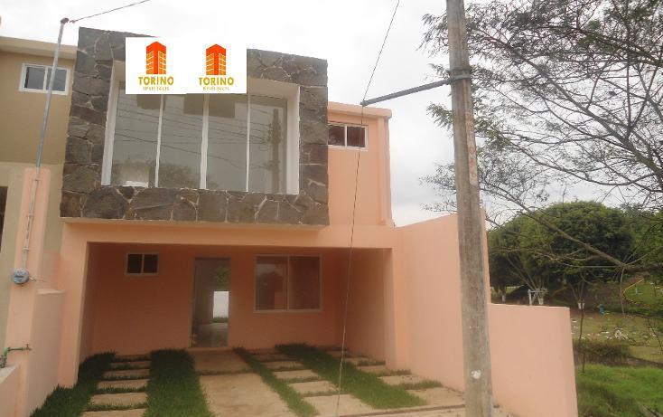 Foto de casa en venta en  , las margaritas, xalapa, veracruz de ignacio de la llave, 1808002 No. 01