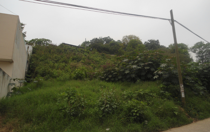 Foto de terreno habitacional en venta en  , las margaritas, xalapa, veracruz de ignacio de la llave, 1813510 No. 02