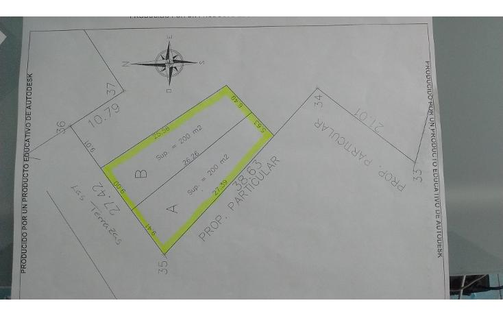 Foto de terreno habitacional en venta en  , las margaritas, xalapa, veracruz de ignacio de la llave, 1813510 No. 05