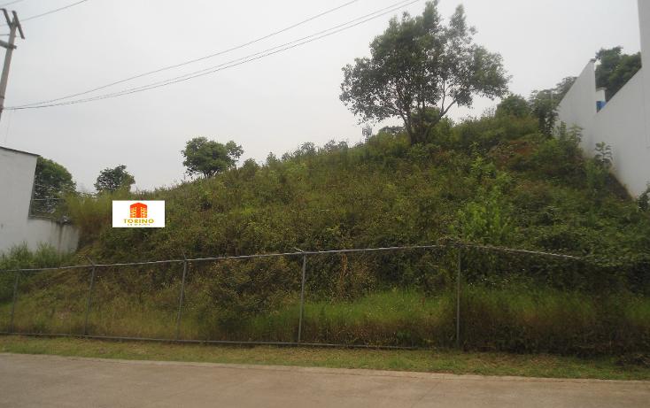 Foto de terreno habitacional en venta en  , las margaritas, xalapa, veracruz de ignacio de la llave, 1819442 No. 03