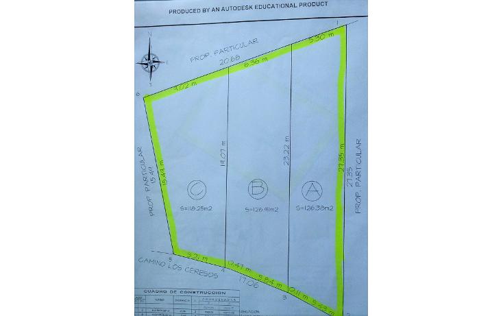 Foto de terreno habitacional en venta en  , las margaritas, xalapa, veracruz de ignacio de la llave, 1819442 No. 05