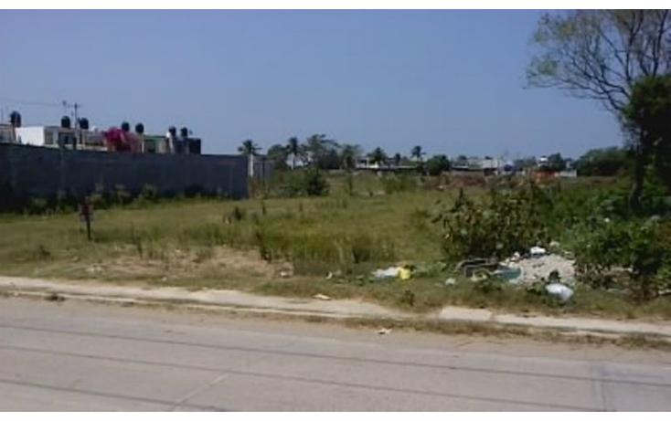 Foto de terreno habitacional en venta en  , las mariposas, cosamaloapan de carpio, veracruz de ignacio de la llave, 2625978 No. 04