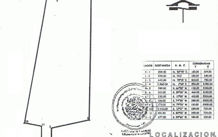 Foto de terreno comercial en venta en, las matillas, centro, tabasco, 1108591 no 01