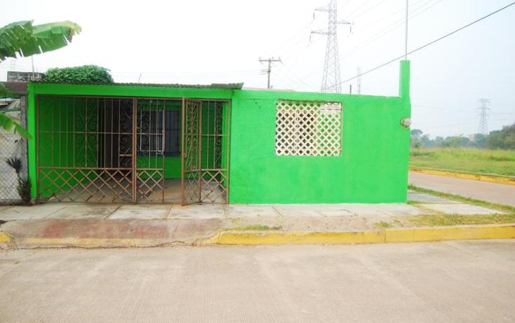 Foto de casa en venta en  , las mercedes, centro, tabasco, 374889 No. 01