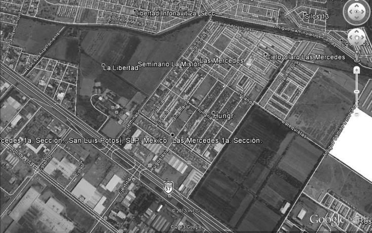 Foto de terreno habitacional en venta en  , las mercedes, san luis potosí, san luis potosí, 1114061 No. 01