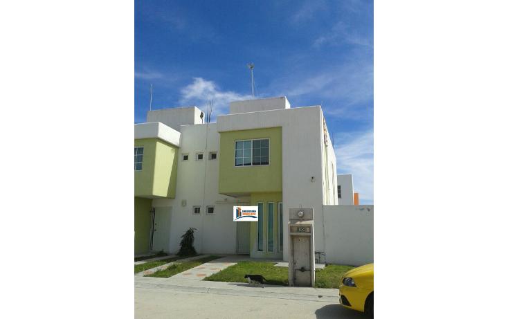 Foto de casa en venta en  , las mercedes, san luis potosí, san luis potosí, 1145941 No. 01