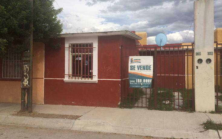 Foto de casa en venta en  , las mercedes, san luis potos?, san luis potos?, 1176893 No. 01
