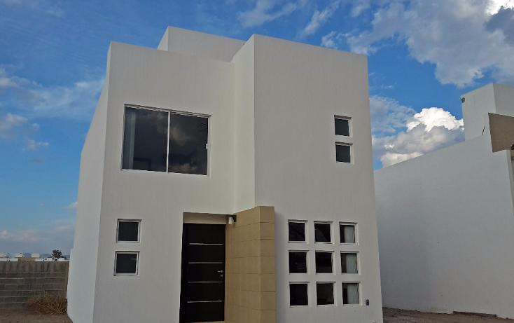 Foto de casa en venta en  , las mercedes, san luis potosí, san luis potosí, 944625 No. 01