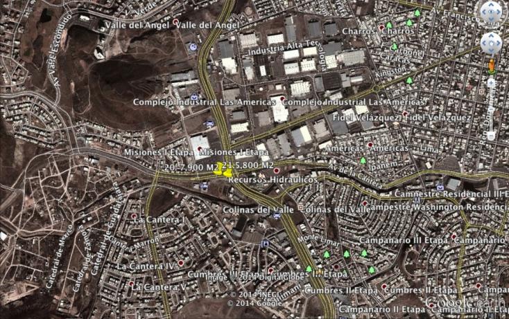 Foto de terreno comercial en venta en, las misiones i, ii, iii y iv, chihuahua, chihuahua, 772425 no 05