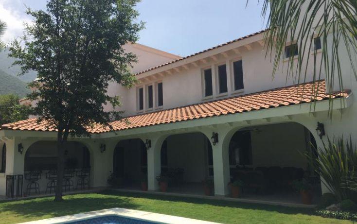 Foto de casa en venta en las misiones, las misiones, santiago, nuevo león, 1041865 no 01
