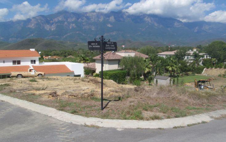 Foto de terreno habitacional en venta en, las misiones, santiago, nuevo león, 1068763 no 01