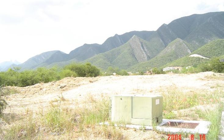 Foto de terreno habitacional en venta en  , las misiones, santiago, nuevo le?n, 1068763 No. 04