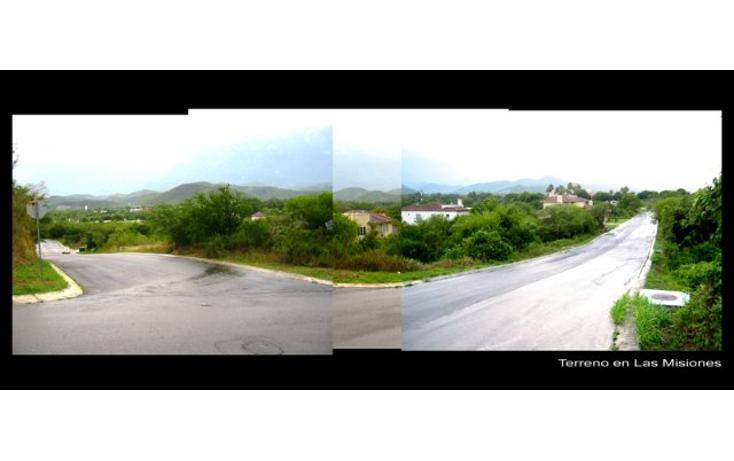 Foto de terreno habitacional en venta en  , las misiones, santiago, nuevo le?n, 1068763 No. 11