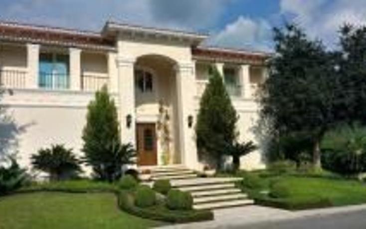 Foto de casa en venta en  , las misiones, santiago, nuevo león, 1082985 No. 01