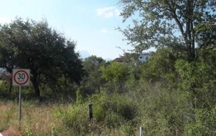 Foto de terreno habitacional en venta en  , las misiones, santiago, nuevo león, 1104529 No. 01