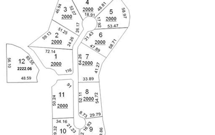 Foto de terreno habitacional en venta en  , las misiones, santiago, nuevo león, 1104529 No. 02